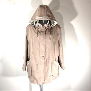 Braetan 2XL Coat with Detachable Hood
